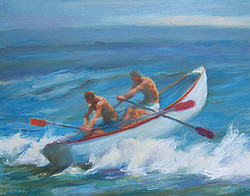 Navigating The Surf