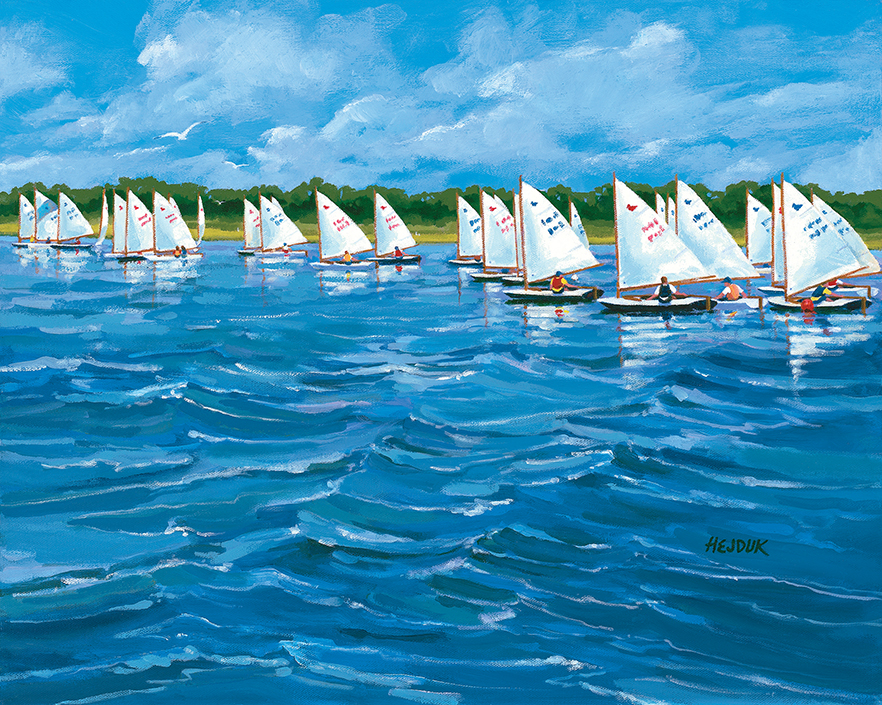 Duckboats on Barnegat Bay