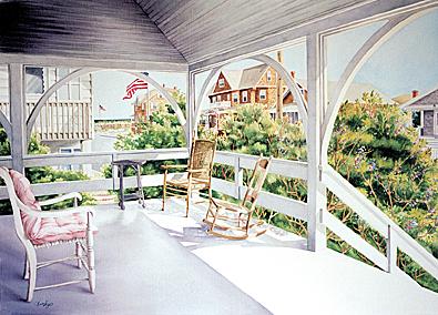 Corinne's Porch