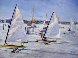 The Ice Boats