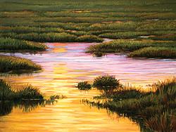Great Bay Sunset (Little Egg Harbor)