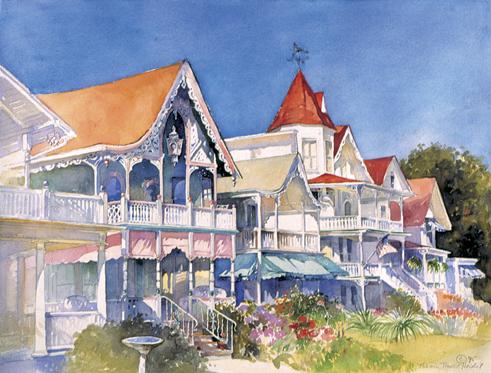 Victorian Splendor, Ocean Grove