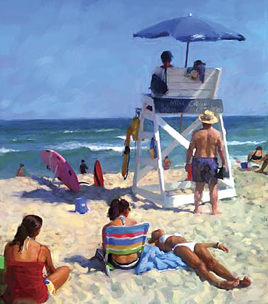 5th Street Beach, Beach Haven