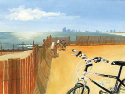 A View of Atlantic City (Holgate)