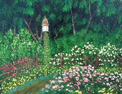 Maris Stella Garden (Harvey Cedars)