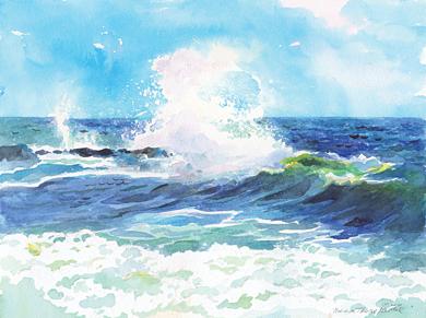 Surf At Asbury