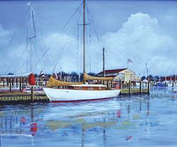 Red Sail Bag