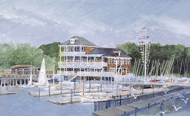 Monmouth Boat Club
