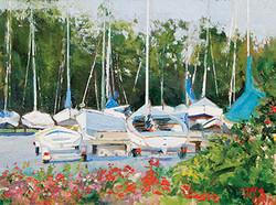Dry Dock, Shrewsbury Sailing Club