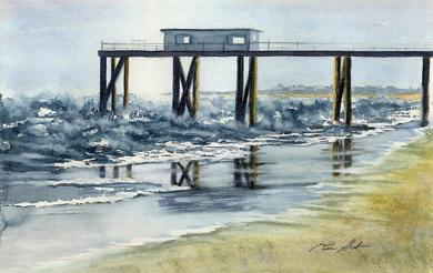 Belmar Fishing Pier