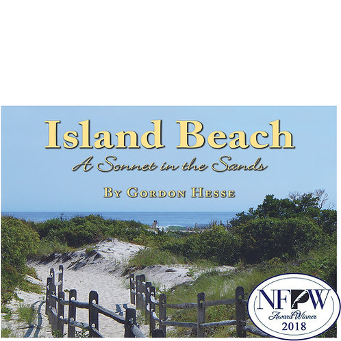 Island Beach - A Sonnet in the Sands