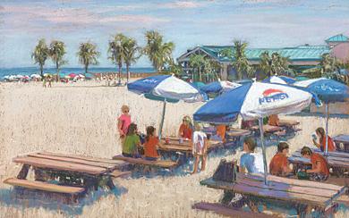 Point Pleasant Umbrellas