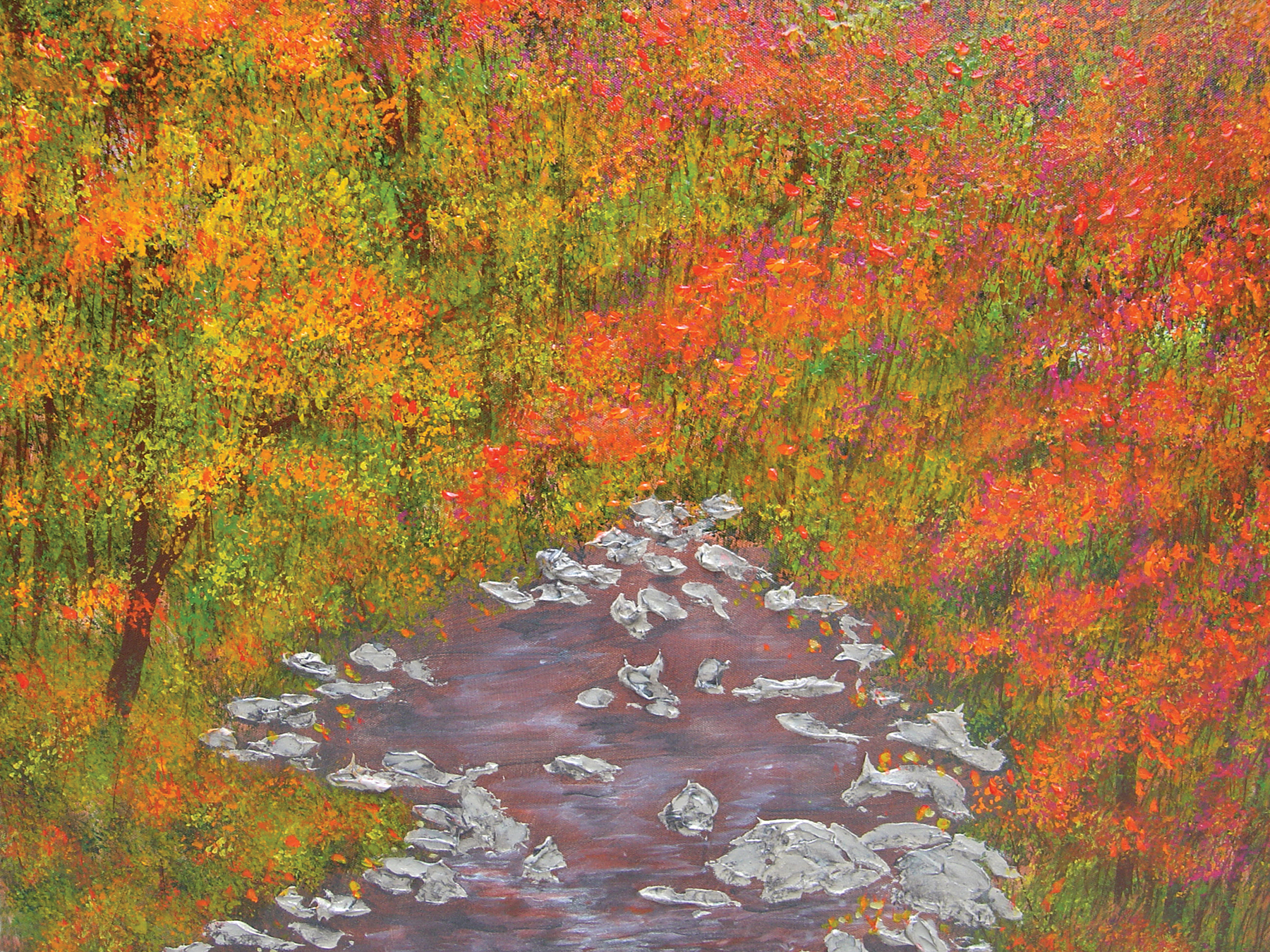 Fall Along The North Branch