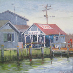 Polly's Dock (Beach Haven)