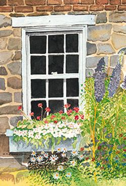 The Millhouse Window