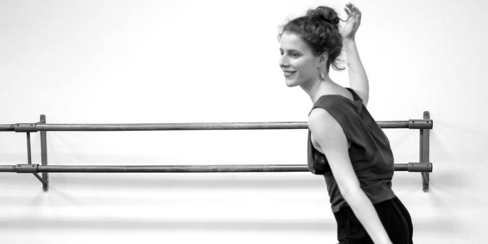 Dance workshop with Cora Laszlo