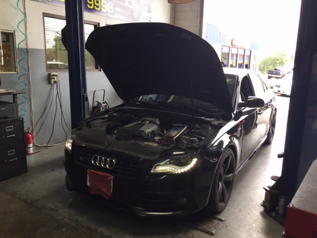 Audi diagnostic repair