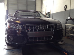 Audi 4-wheel alignment