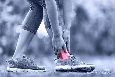 diagnóstico de lesiones de tobillo en imaxe