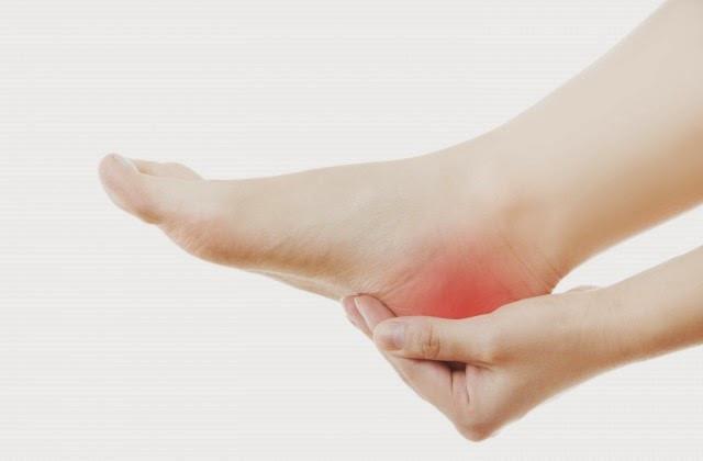 diagnóstico de lesiones de talón en imaxe