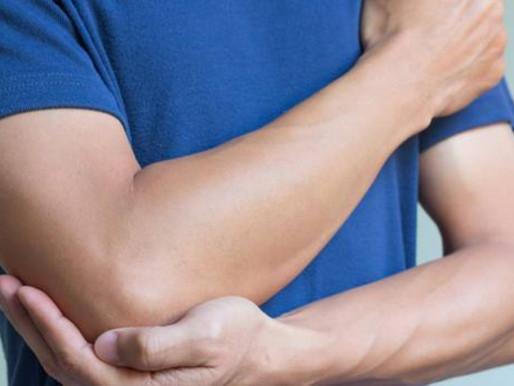 Epicondilitis lateral o codo de tenista