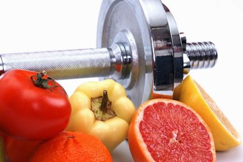 Deporte y antioxidantes