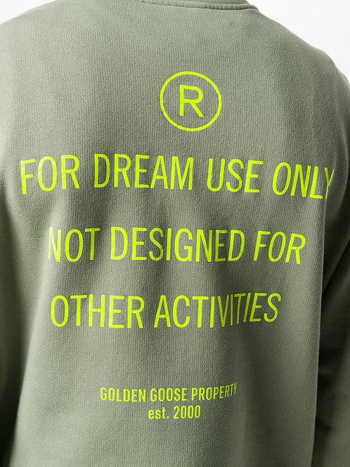Golden Goose felpa DREAM