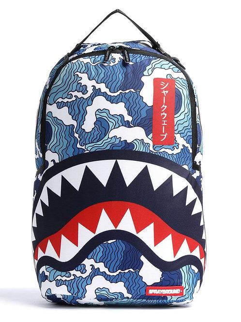 Sprayground backpack Shark Ocean