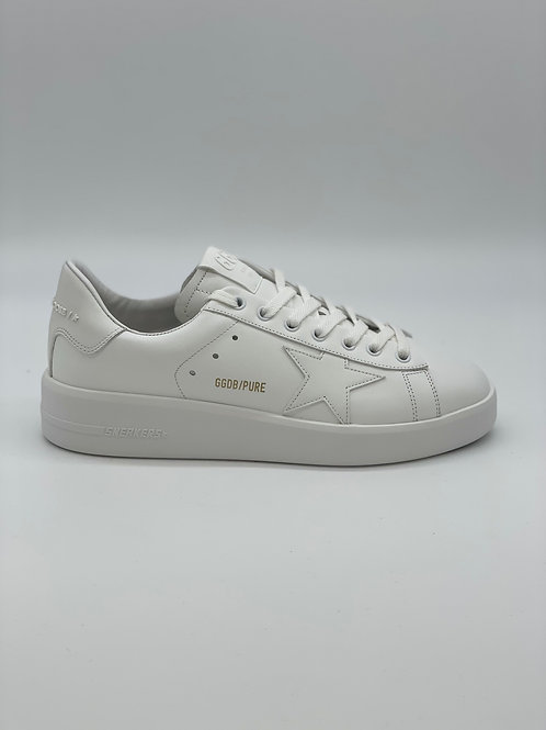 Golden Goose Pure-star total white