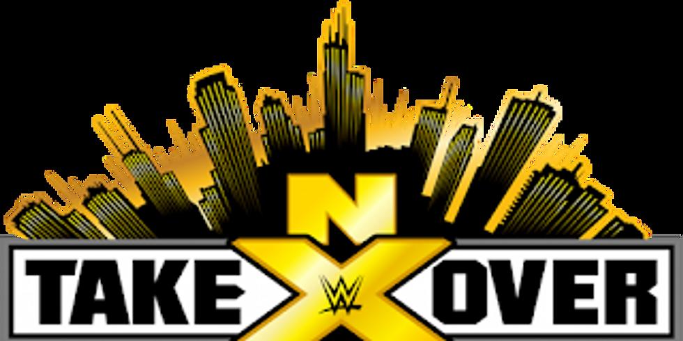 WWE NXT Take Over