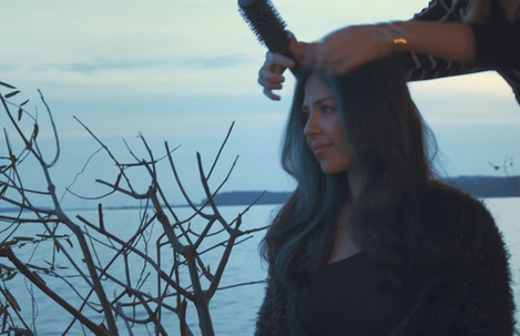 Hair Styling Commercial