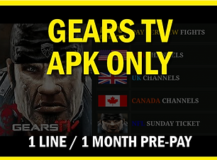 Gears TV | GearsTv Now