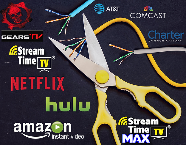 Cutting The Cord image