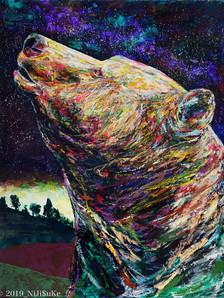 Crying Polar Bear_2019_NiJi$uKe