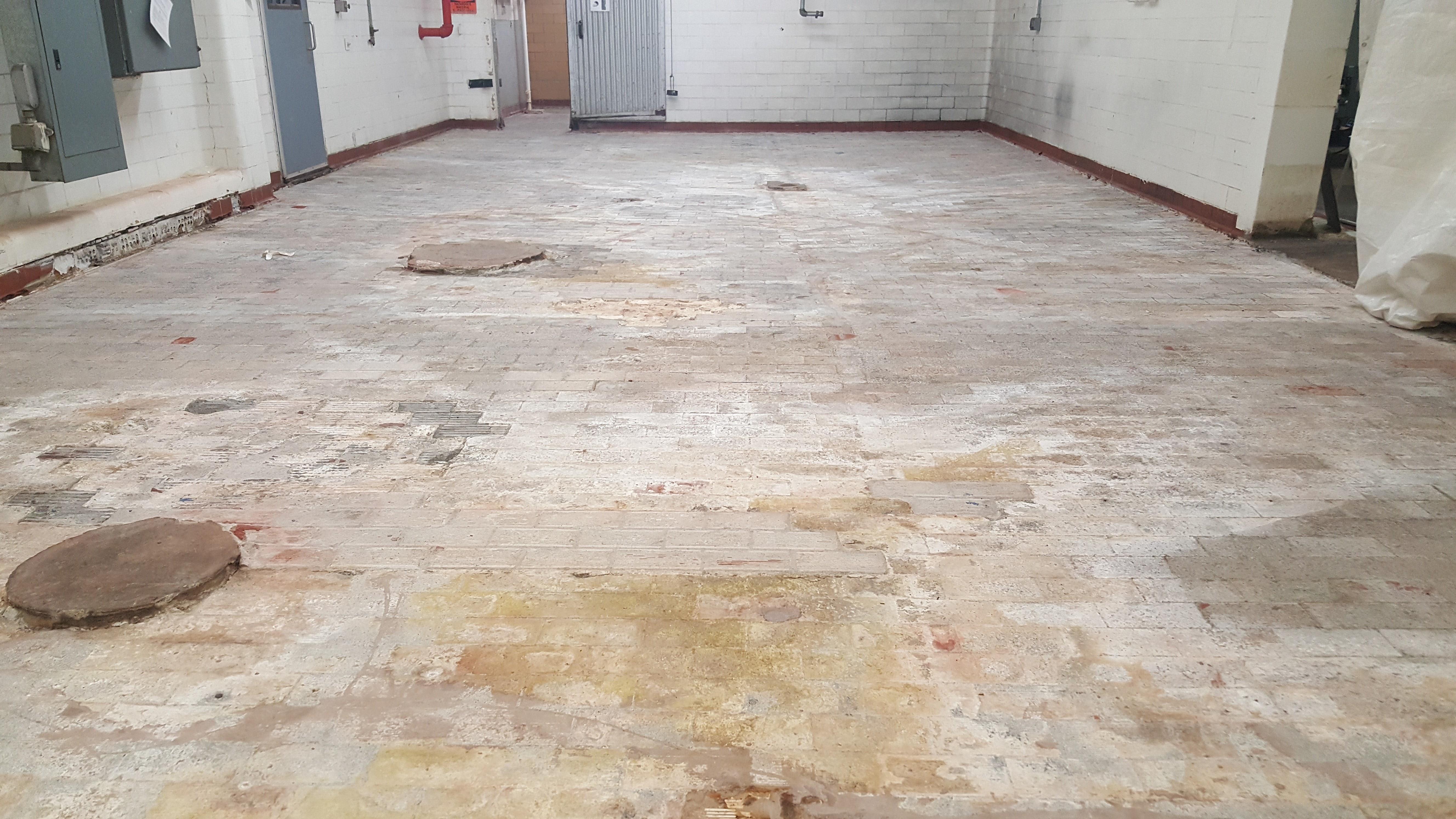 BG Floor Before
