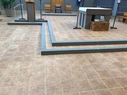 Quartz Church Steps