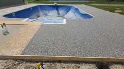RR Pool Patio Progress