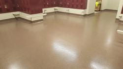 Quartz Locker room