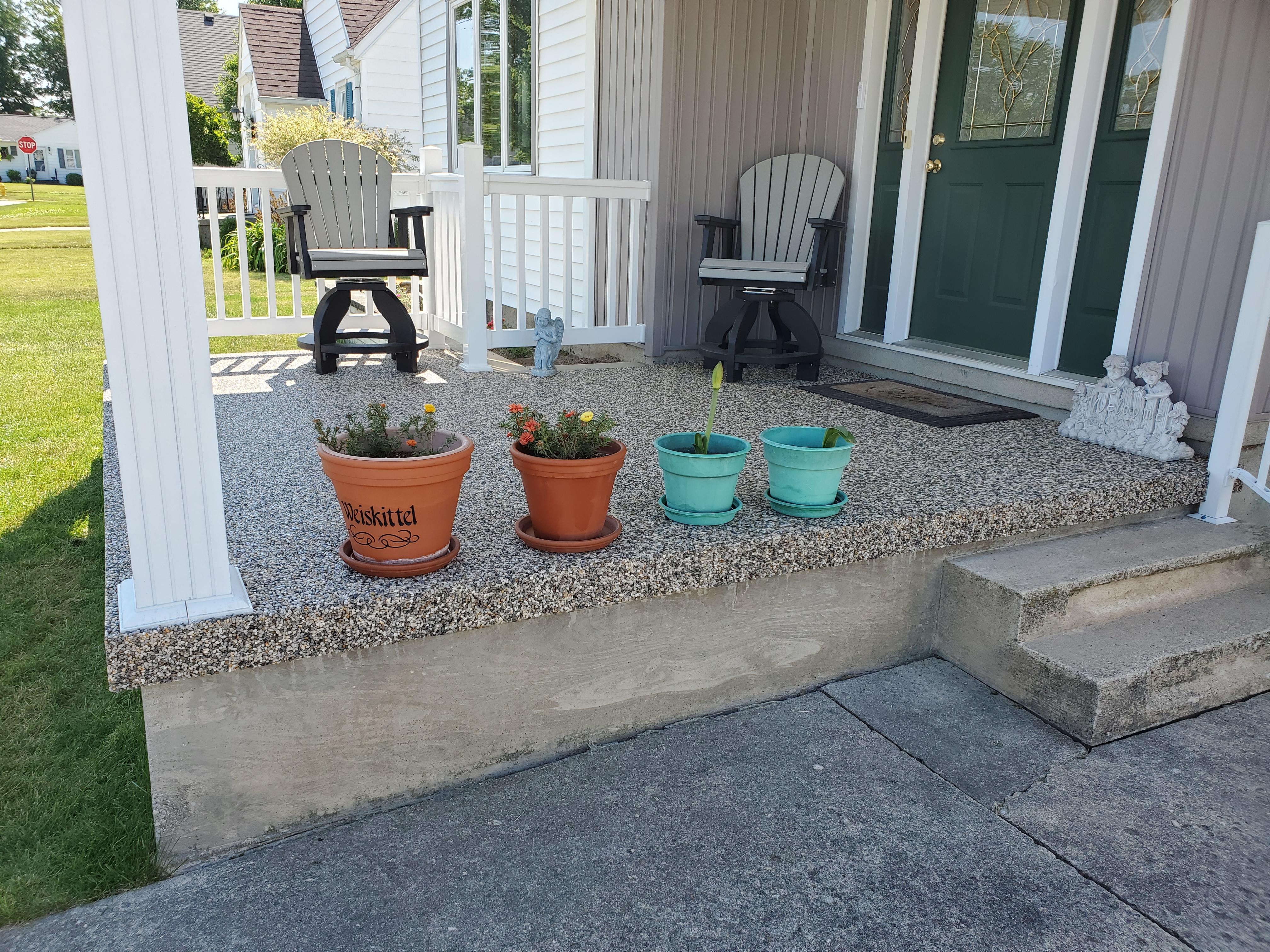 RR Front Porch