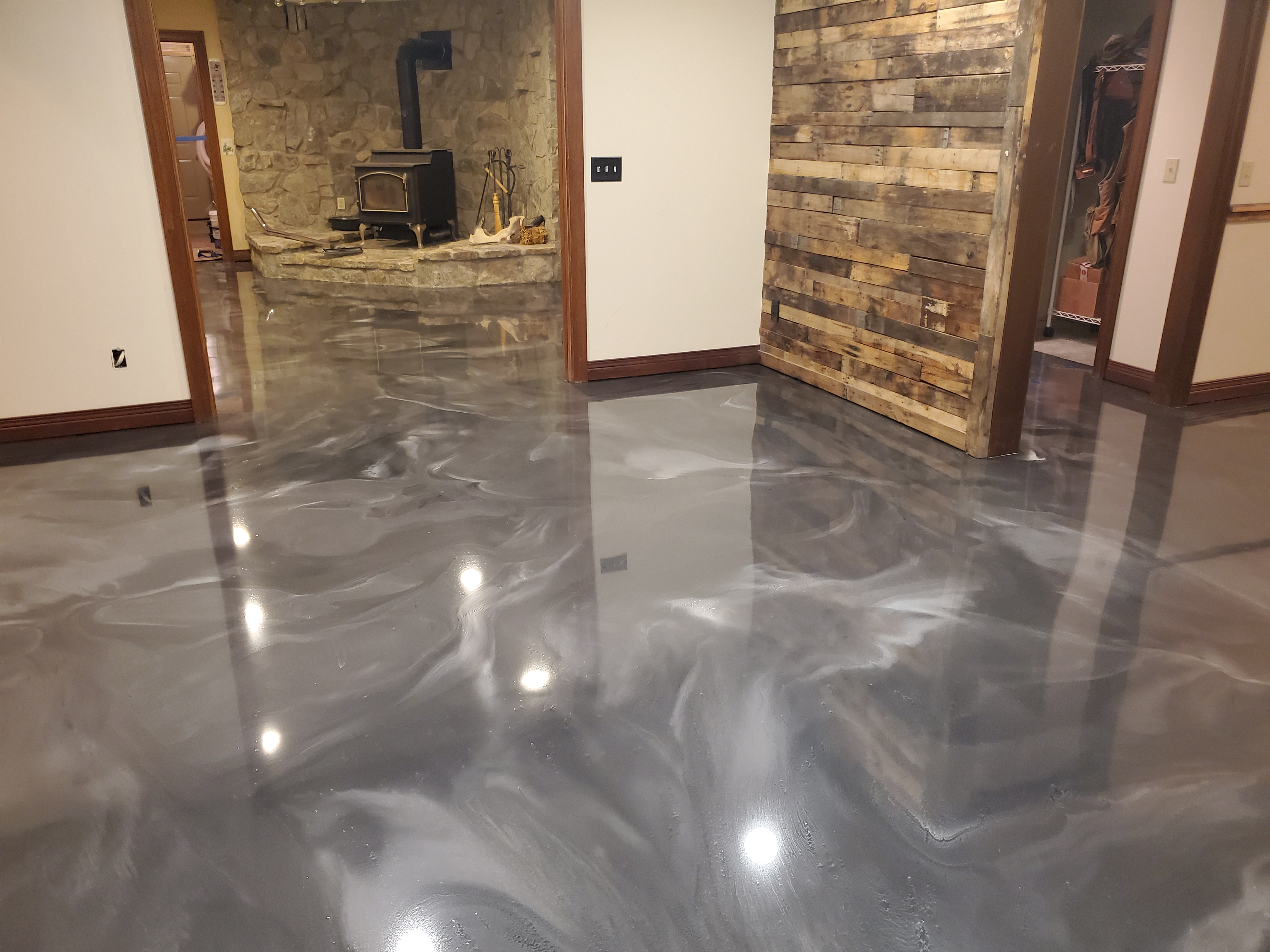 marble wrap basement 903