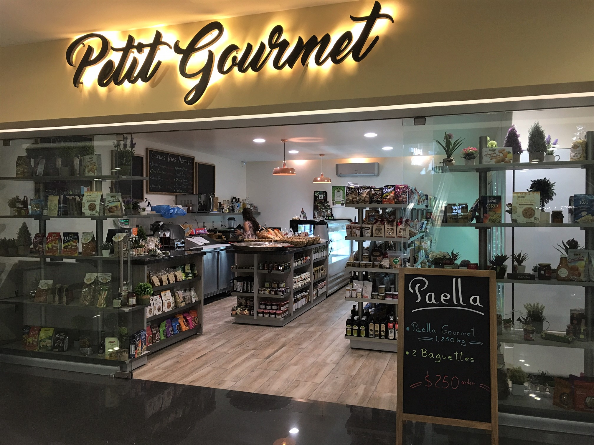 Petit Gourmet en Plaza Gran Patio