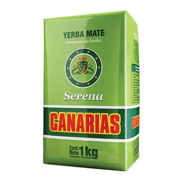 🧉Yerba Mate Canarias Serena 1 kilo en Mexico🥇