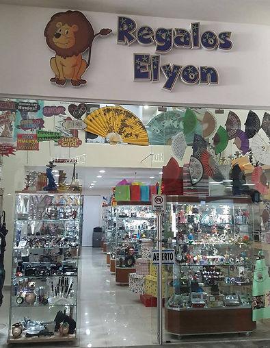 Tienda de Realos Elyon en Leo, Punto de venta Mates  México