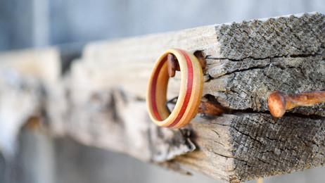 Skateboard Rings