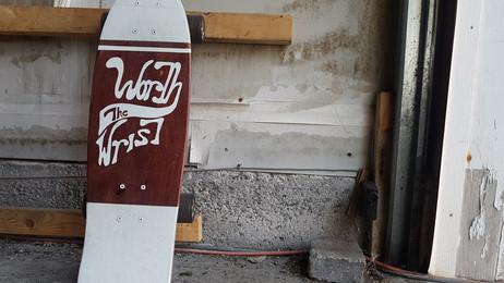 Old School Cruiser Refinish