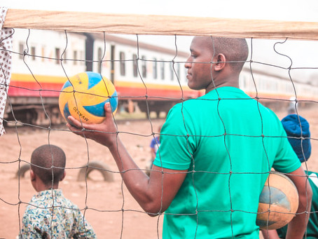 Volleyball Creating Change in one of the Toughest Slums in Nairobi
