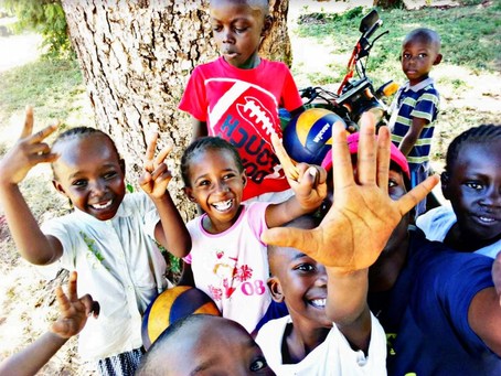 Spreading our Global Fingerprint in Tanzania