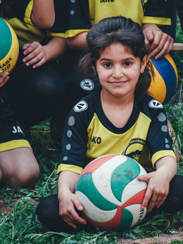 Volleyball for Future in Syria