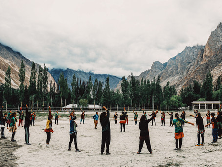 First-ever Volleyball Academy for Girls Addressing Gender Violence in Pakistan