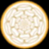 Symbool van parktijk Duivenvoorden - 'In Liefde bloeiende'